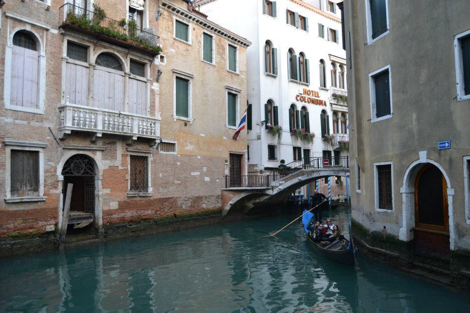 venecia góndola