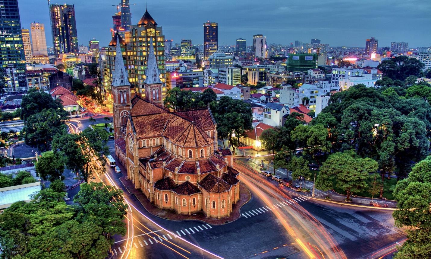 Visitar Vietnam - ho chi minh