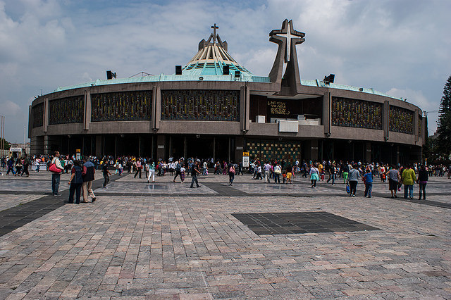 ciudad de mexico - basilica de guadalupe mexico