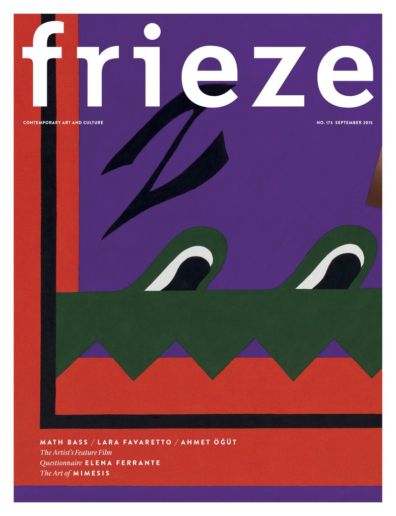frieze art