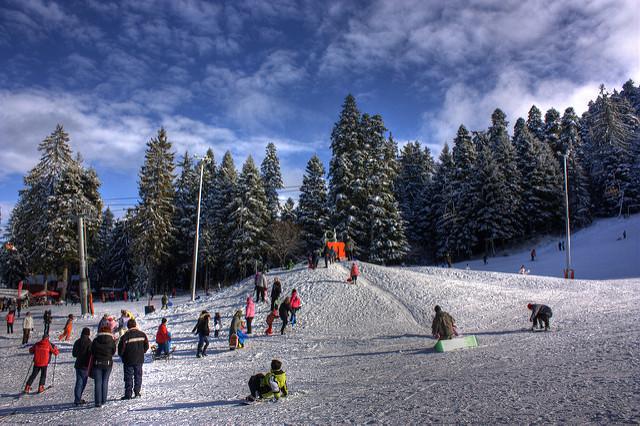bulgaria nieve