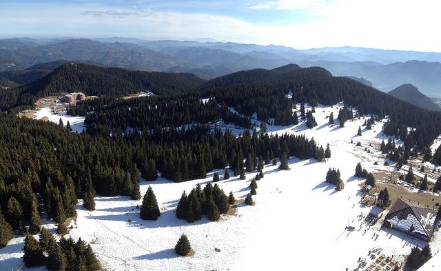 esqui en bulgaria