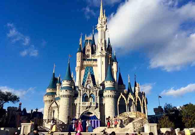Los-parques-temáticos-de-Orlando-cenicienta