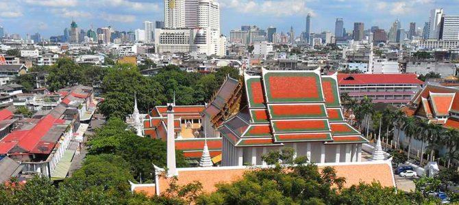 Lugares que visitar en Bangkok