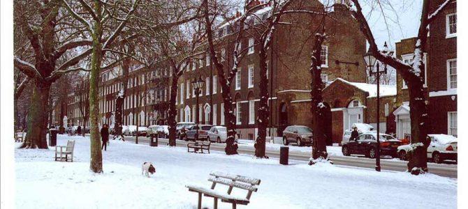 Los mejores sitios que ver en Londres en invierno