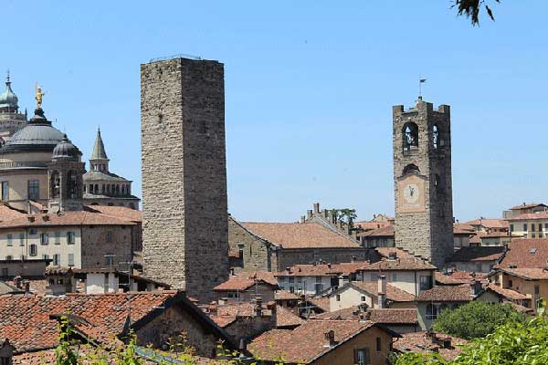 ciudades mas bonitas de italia bergamo
