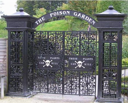 poison garden