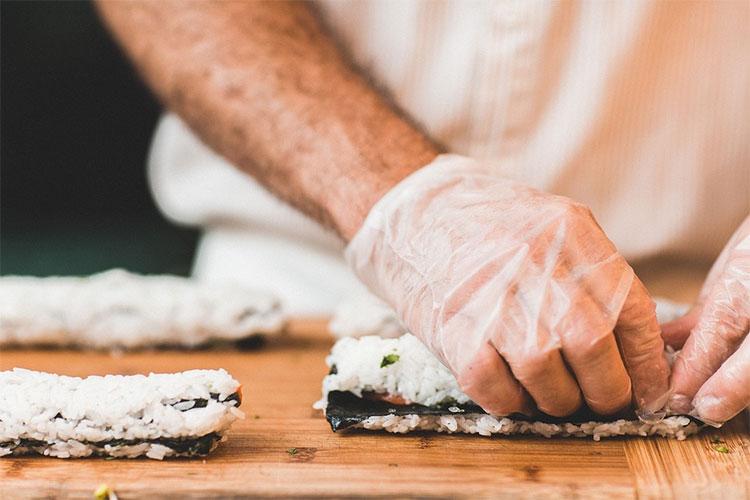 aprender sushi