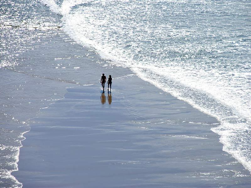 playa combouzas nudista galicia
