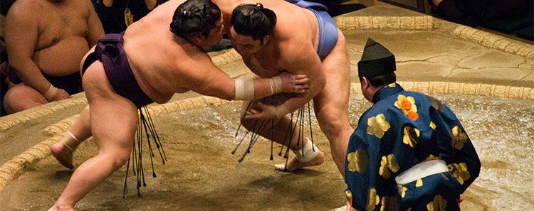 encuentro de sumo