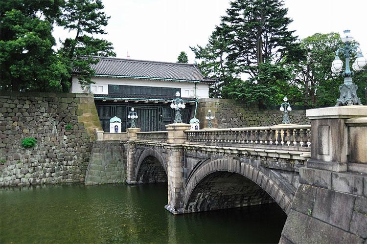 tokio palacio imperial