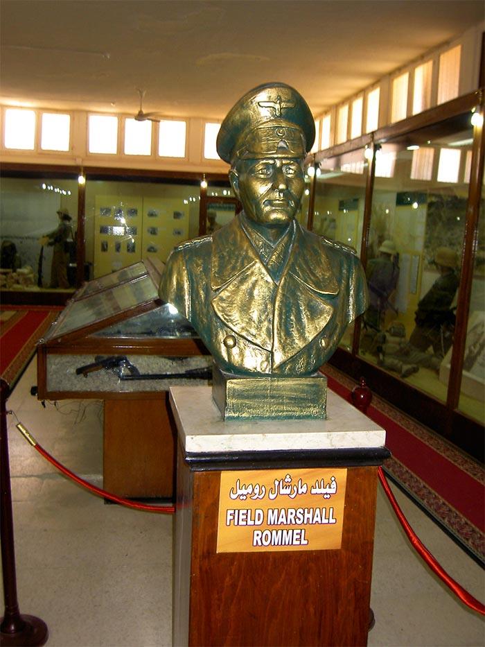 Museo de Rommel en Egipto
