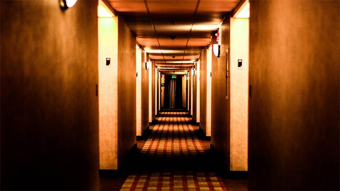 ideas halloween: hoteles más espeluznantes