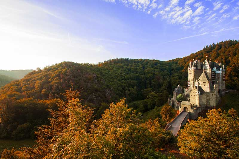 Castillo de Burg Eltz