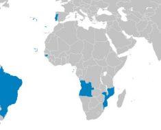paises donde se habla portugues