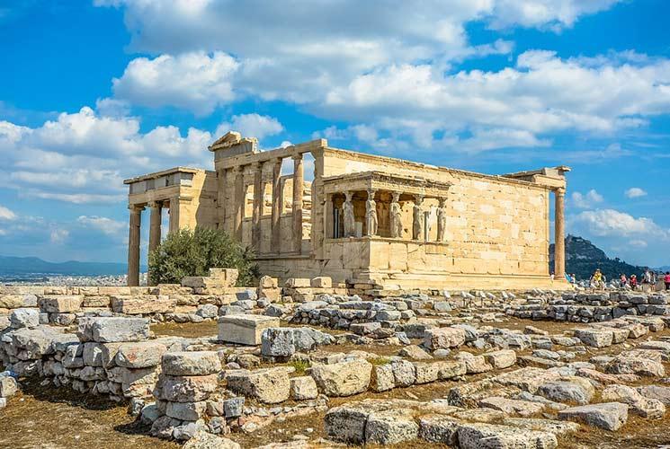 que ver en grecia