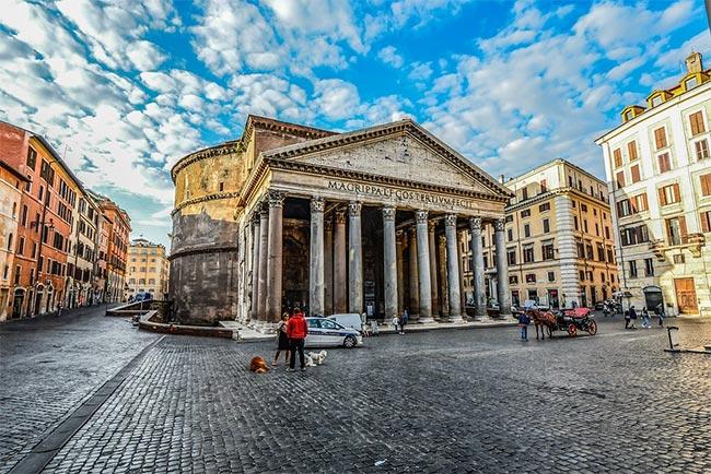 El Panteón de Agripa