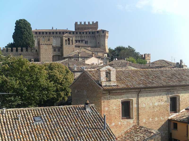castillos bonitos Italia