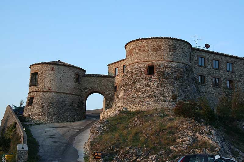 Castillos de Italia