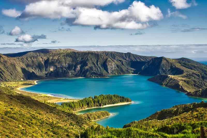 Las Islas Azores en Semana Santa