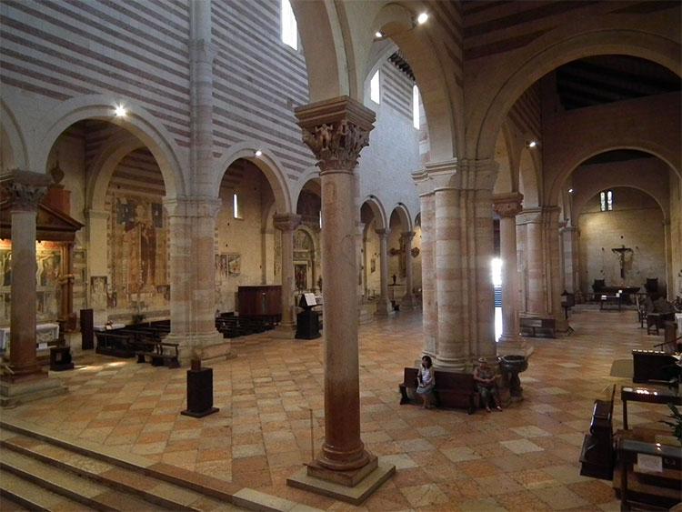 Basilica de San Zenón