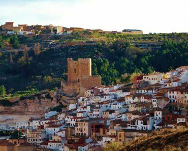 pueblos con encanto en Albacete