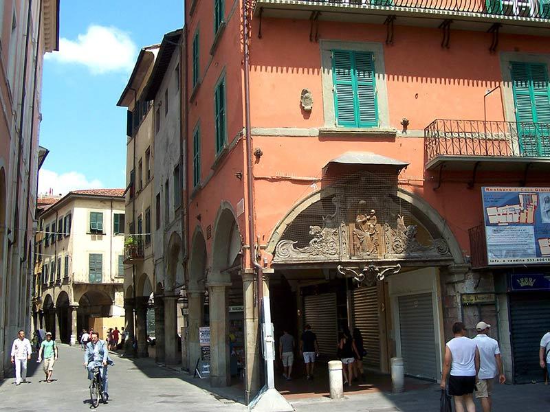 barrio de Pisa