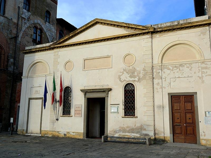Museos en Pisa