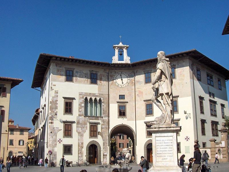 plazas italianas