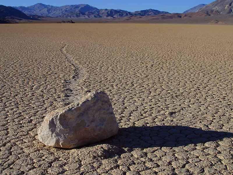 rocas del valle de la muerte