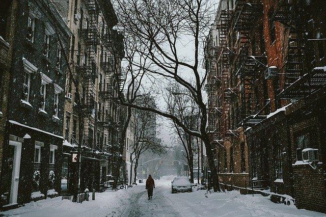 Donde viajar en invierno