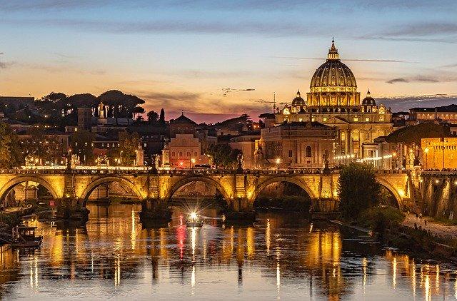 sitios para visitar en Italia